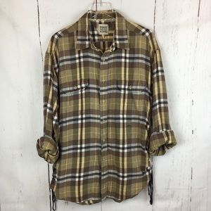 LF Furst Of A Kind | Oversized Flannel